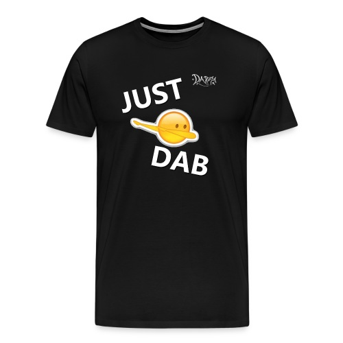 Just Dab - Men's Premium T-Shirt