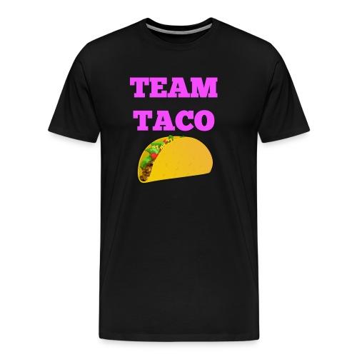 TEAMTACO - Men's Premium T-Shirt