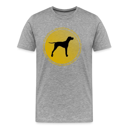 English Pointer - Men's Premium T-Shirt