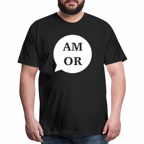 Am or funny buble - Men's Premium T-Shirt