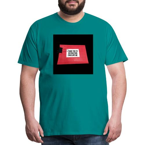 Distraction Envelope - Men's Premium T-Shirt