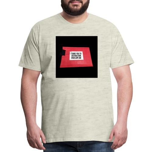Distraction Envelope - Men's Premium T-Shirt