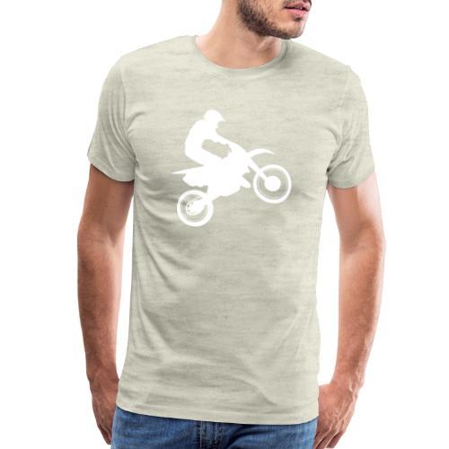 Motocross - Men's Premium T-Shirt
