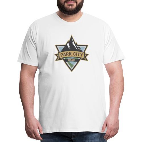 Park City, Utah - Men's Premium T-Shirt