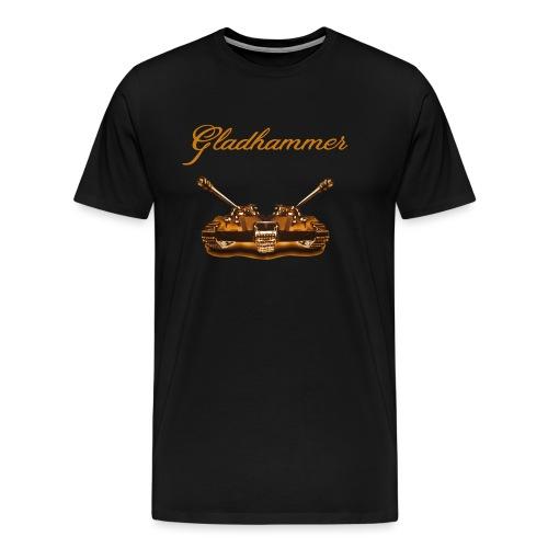 Gladhammer (Gold Tank) - Men's Premium T-Shirt