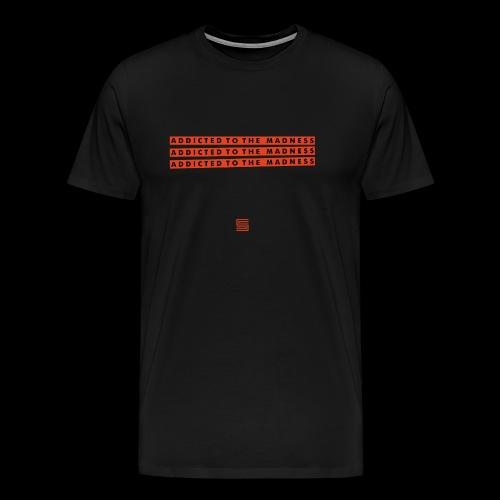 Silva Hound Addict 1 - Men's Premium T-Shirt
