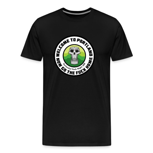 GTFO - Men's Premium T-Shirt