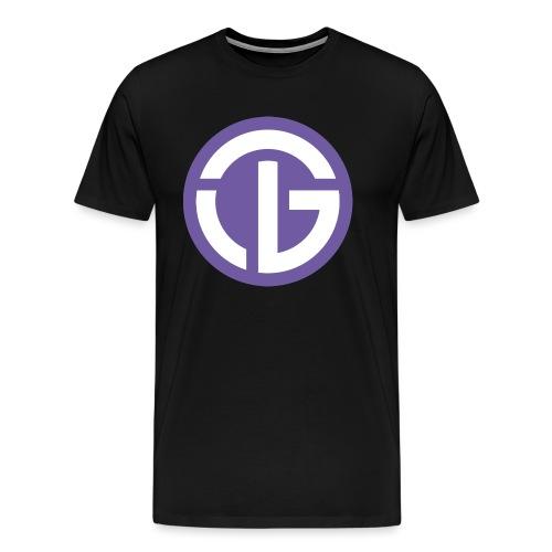 cimmarian cimmarian gamer life style png 3 - Men's Premium T-Shirt