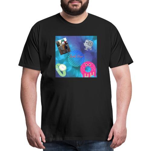 Saint Zoro Merch - Men's Premium T-Shirt