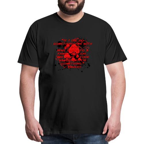 Crazy Joker Girl - Men's Premium T-Shirt