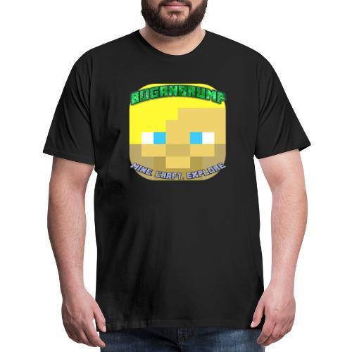 Bogan Face - Men's Premium T-Shirt