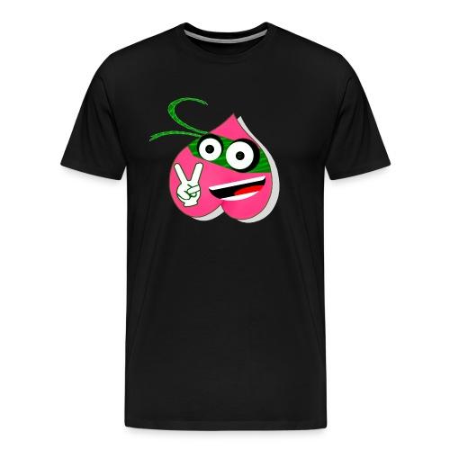 chrno mask front by koei - Men's Premium T-Shirt