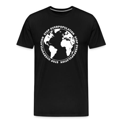 Stop Overpopulation - Men's Premium T-Shirt