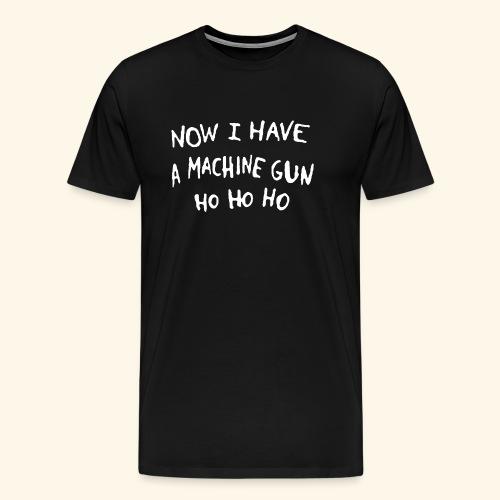 Die Hard Its Not Christmas - Men's Premium T-Shirt