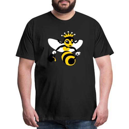 Queen Bee - Men's Premium T-Shirt