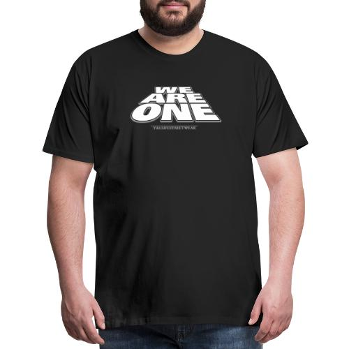 We are One 2 - Men's Premium T-Shirt