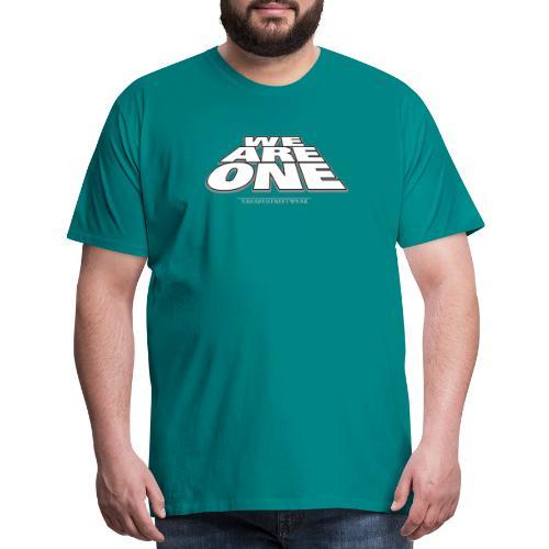 We are One 2 - Men's Premium T-Shirt