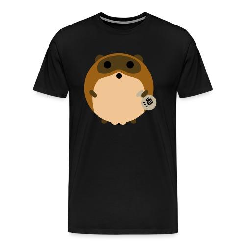 tanuki - Men's Premium T-Shirt