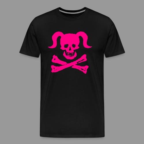 Dirty Girly - Men's Premium T-Shirt