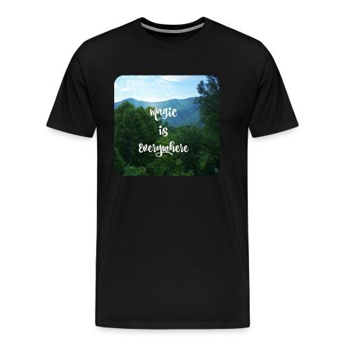 magic1 - Men's Premium T-Shirt