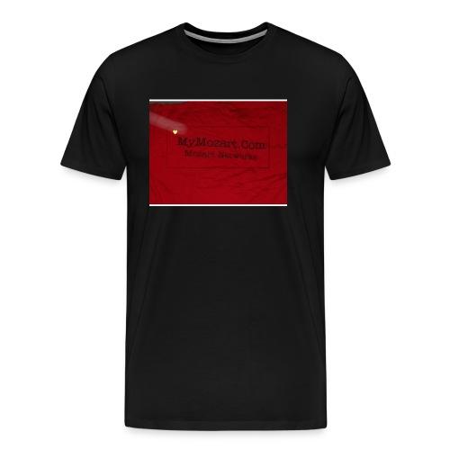Mozart Networks Clothing & E-commerce - Men's Premium T-Shirt