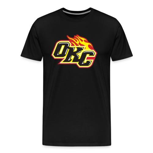 OKC Flame - Men's Premium T-Shirt