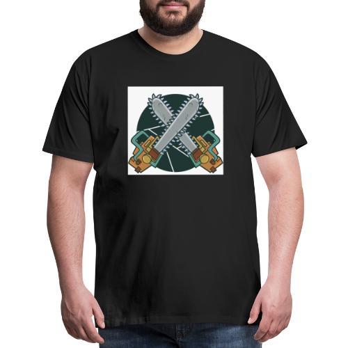 FIREWOOD FOR LIFE - Men's Premium T-Shirt