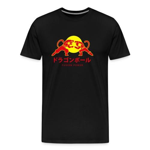Dragon Ball power - Men's Premium T-Shirt