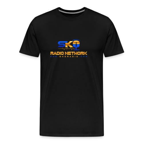 Big SKO Radio Network Logo - Men's Premium T-Shirt