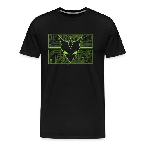 Circuit Fox - Men's Premium T-Shirt