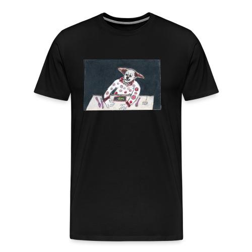 SCARY CLOWN - Men's Premium T-Shirt