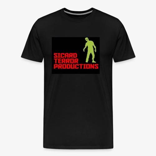 Sicard Terror Productions Merchandise - Men's Premium T-Shirt