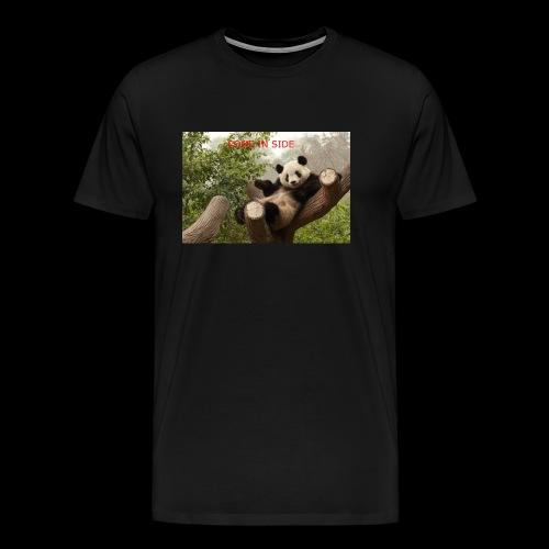 cool panda - Men's Premium T-Shirt