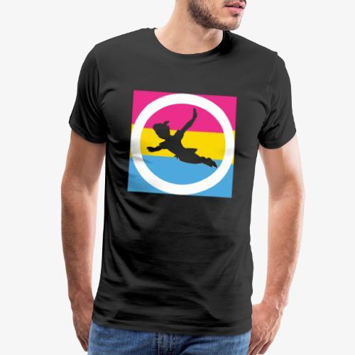 Pansexual Pride Shirt - Men's Premium T-Shirt