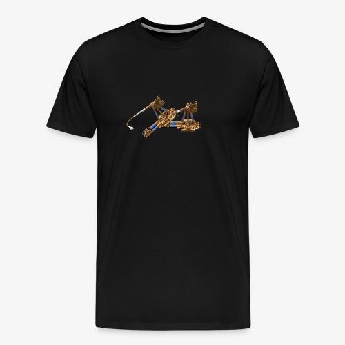 Invalid argument - Men's Premium T-Shirt