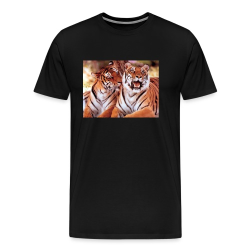 Tigers HD - Men's Premium T-Shirt