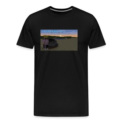 Jordansparking Veneno - Men's Premium T-Shirt