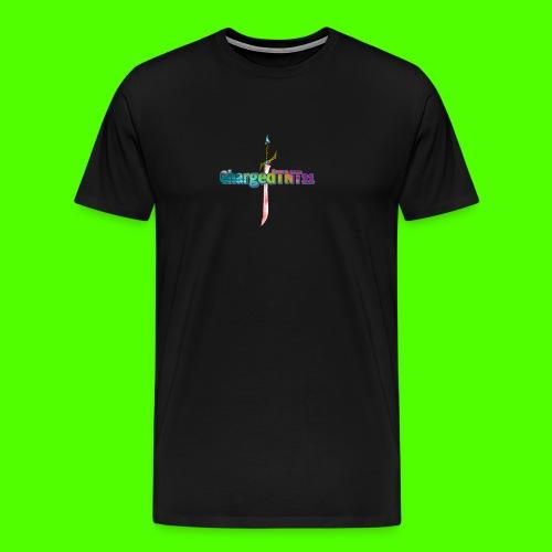 ChargedSword - Men's Premium T-Shirt