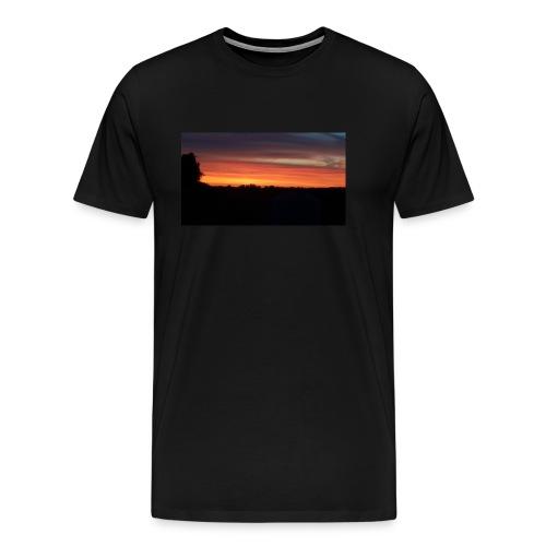 Summer Sunset - Men's Premium T-Shirt