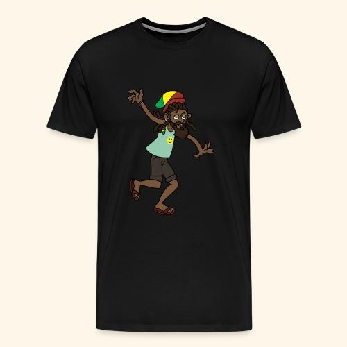 Rasta Ricky - Men's Premium T-Shirt