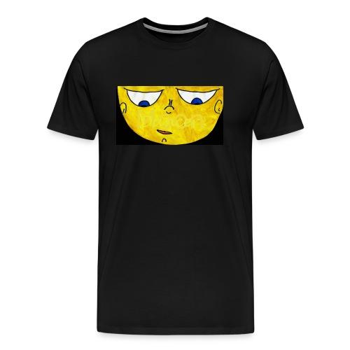 Moon Dancer FACE MERCH - Men's Premium T-Shirt