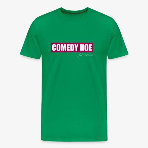 Jil Chrissie's Comedy Hoe - Men's Premium T-Shirt