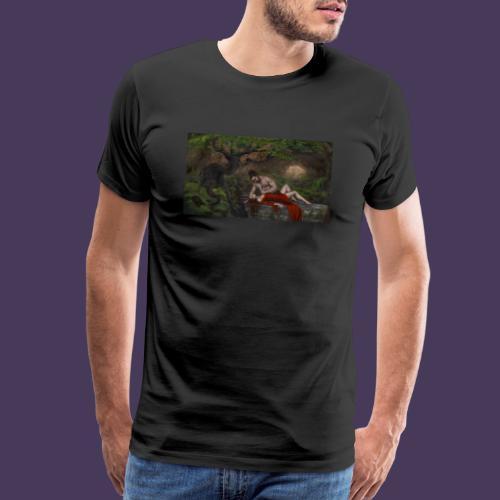 Under the Tanshi Tree - Men's Premium T-Shirt