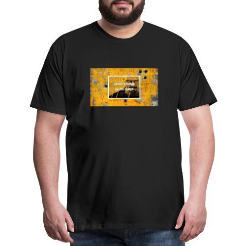 the dealer again - Men's Premium T-Shirt