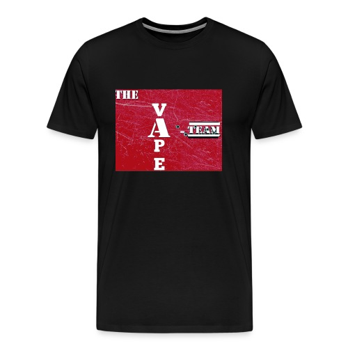 The Team shirt.png - Men's Premium T-Shirt