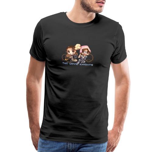 TNC Movie Knights 2 - Men's Premium T-Shirt