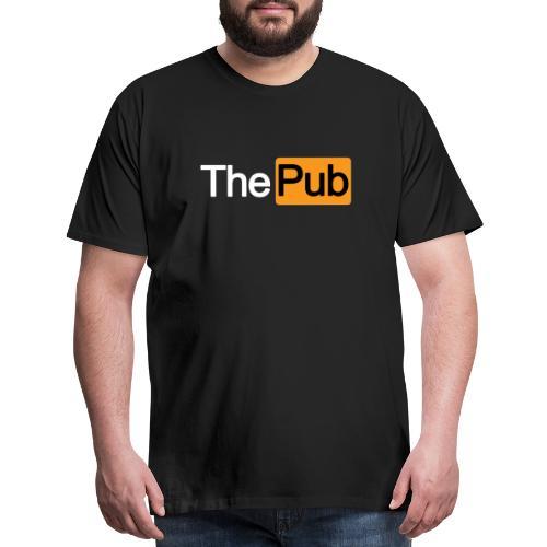 PUBHUB - Men's Premium T-Shirt