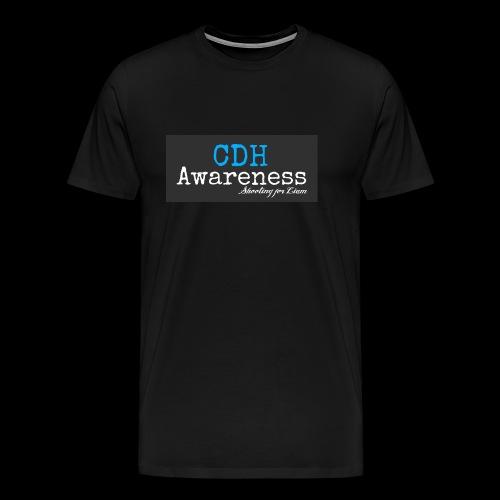 CDH Awareness - Men's Premium T-Shirt