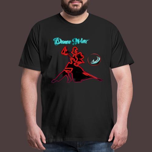 D1T Dance With Me - Men's Premium T-Shirt