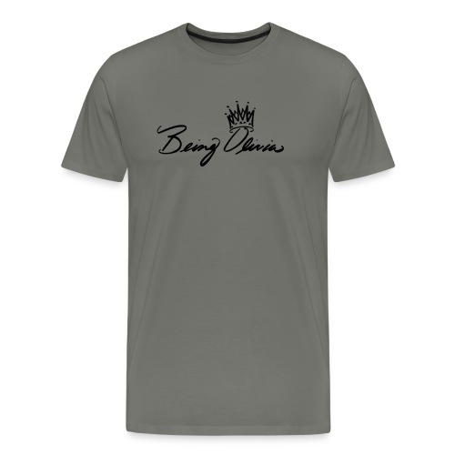 Being Olivia - Men's Premium T-Shirt